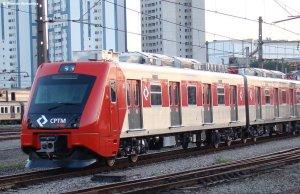 Trens da CPTM funcionarão normalmente nesta quarta-feira