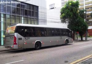 publicidade em ônibus