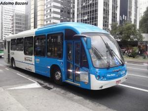 ônibus faixas