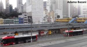 greve Ônibus São Paulo