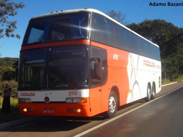 ônibus Parauna