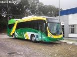 hidrogênio ônibus