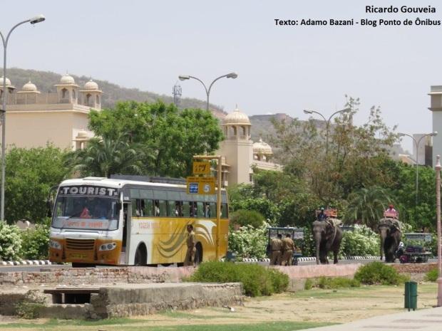ônibus Índia