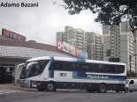 ônibus de fretamento