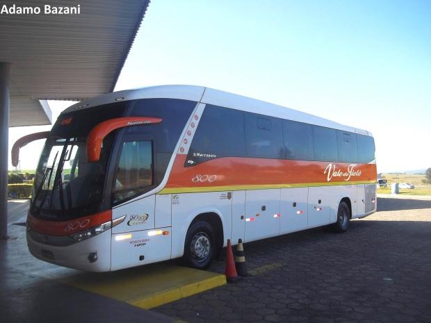 ônibus Vale do Tietê