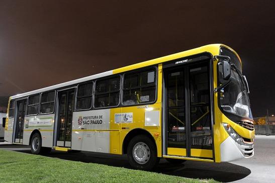 ônibus biodiesel
