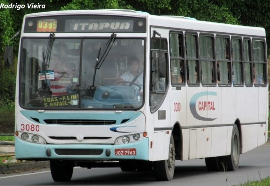 ônibus Salvador