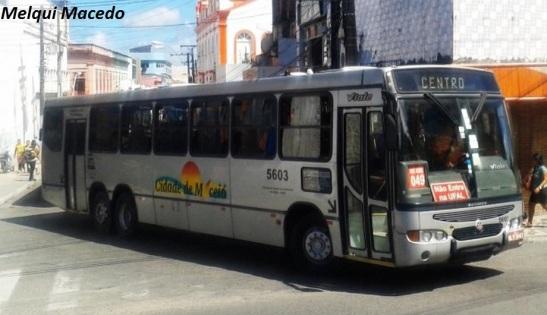 Maceió ônibus