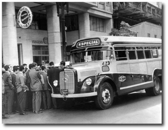 primeiro micro-ônibus