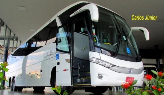 ônibus Mercedes-Benz