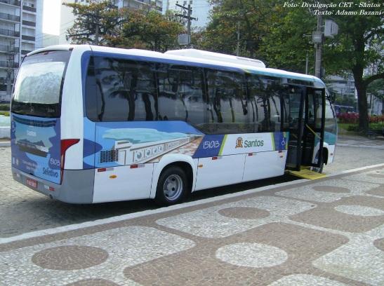 ônibus acessível