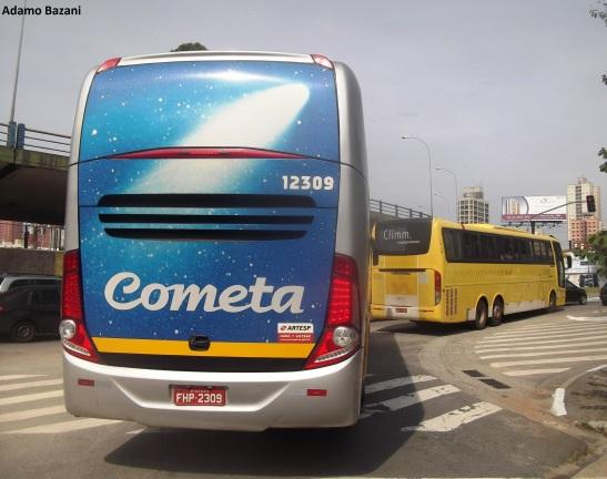 ônibus Cometa