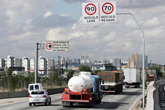 número de mortes em São Paulo trânsito