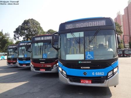 Transwolff ônibus