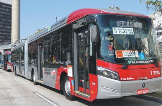 ônibus ar condiconado