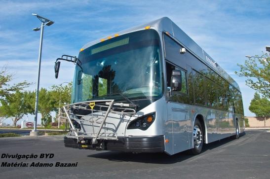 bus eletric