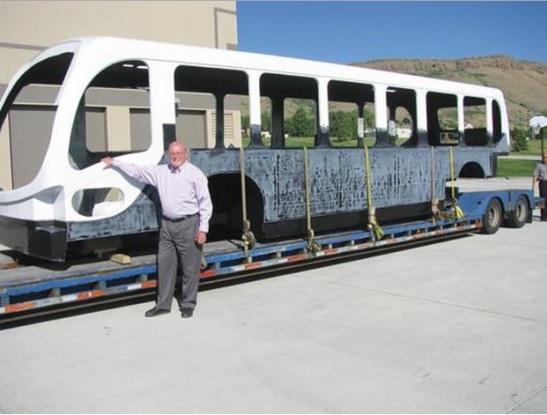 proterra bus