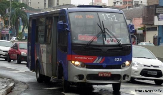 ônibus Urbana