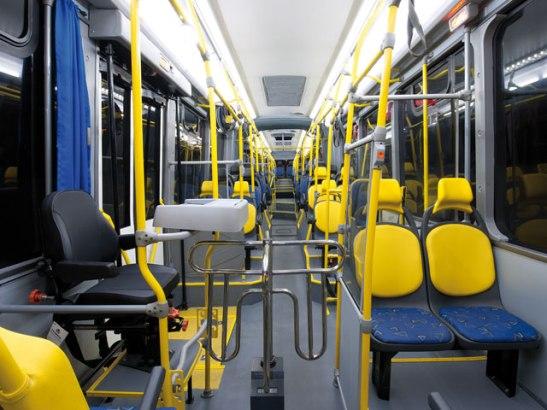 cobrador ônibus