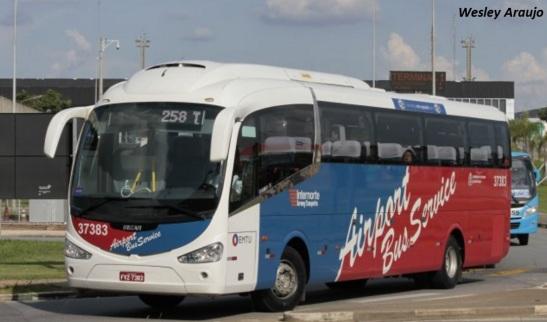 onibus Aeroporto