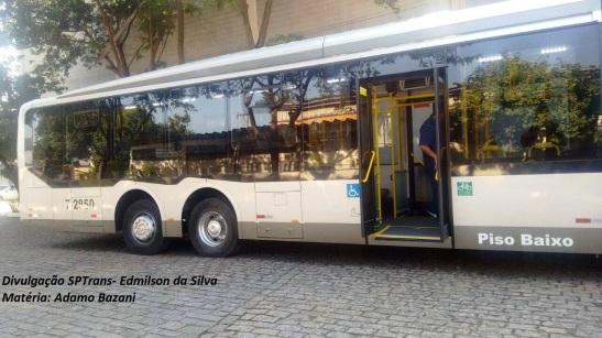 ônibus bicicleta