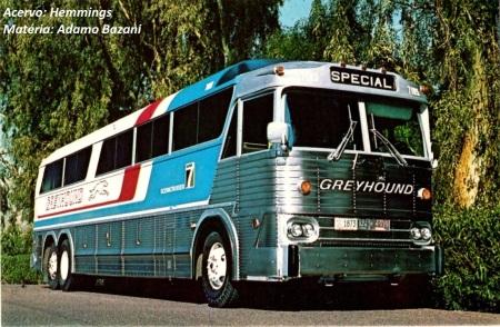 Os imponentes ônibus da Greyhound cruzam milhões de quilômetros todos os anos e se tornaram patrimônios do transporte mundial