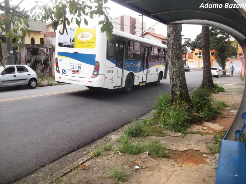 calçadas falta acessibilidade
