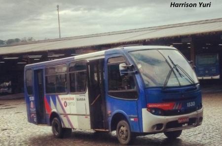 Ônibus da EAOSA são inadequados, segundo a EMTU