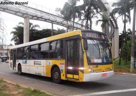 Ônibus em São Paulo. Cidade está entre as que mais passageiros querem aplicativos para pagar transporte público
