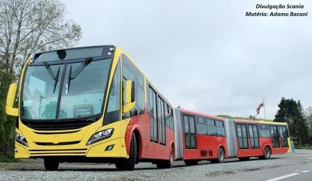 Custos com combustíveis podem ser até 25% menores, diz Scania