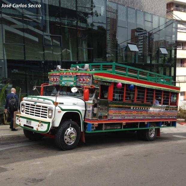 Transporte publico na Colômbia avançou, mas ainda muito deve ser feito