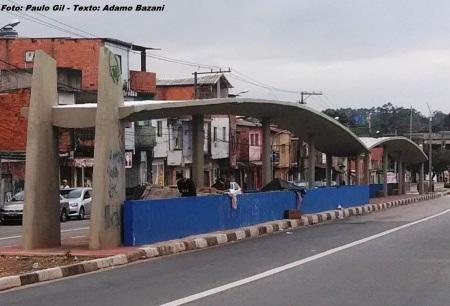 Corredor de ônibus Carapicuíba
